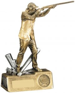 Clay Shooting Trophy RM737A-GWT