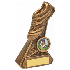 HEAVY FOOTBALL BOOT TROPHY RS894-TWT