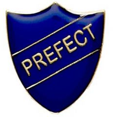 Prefect Shield Shield Badge SB013-GW