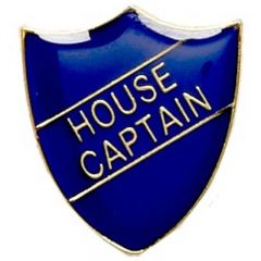 House Captain Shield Badge SB015-GW