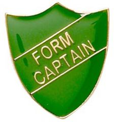 Form Captin Shield Badge SB016-GW
