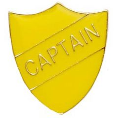 Captin Shield Bage SB019-GW