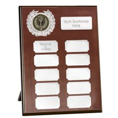 Westminster Budget Record Plaques W513AAAQ-GW