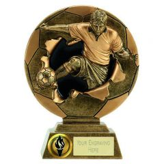 XPLODE FOOTBALL MALE TROPHY XP102A-GW